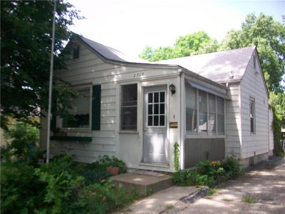 Kansas City Single Family Home For Sale: 2808 Denver Street