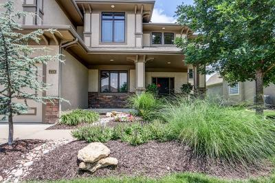 Overland Park Single Family Home For Sale: 12330 W 164th Terrace