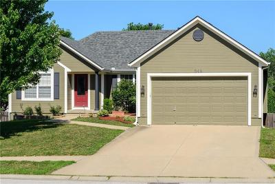Grain Valley Single Family Home For Sale: 849 SW Lee Ann Drive
