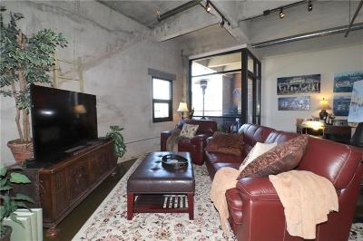 Condo/Townhouse For Sale: 360 W Pershing Road #220