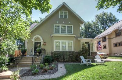 Single Family Home For Sale: 5911 Walnut Street