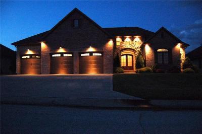 Warrensburg Single Family Home For Sale: 1254 Vivian Drive