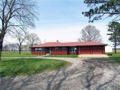 St Joseph Single Family Home For Sale: 8989 SW Us 59 Highway