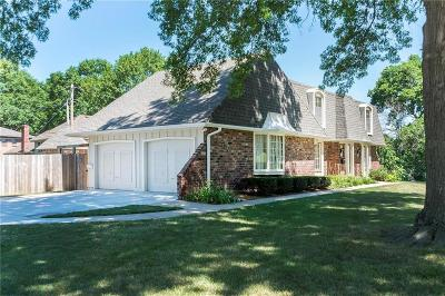 Shawnee Single Family Home For Sale: 10800 W 52nd Circle