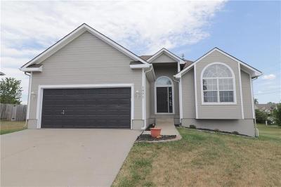 Grain Valley Single Family Home For Sale: 1801 NW Hedgewood Drive