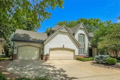 Overland Park Single Family Home For Sale: 10612 W 123rd Street