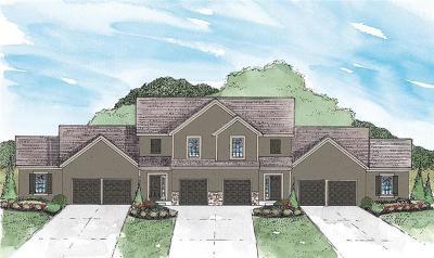 Gardner Condo/Townhouse For Sale: 741 W Shawnee Court
