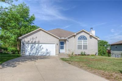 Grain Valley Single Family Home For Sale: 906 SW Abar Drive