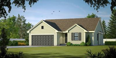 Raymore Single Family Home Model: 2123 Creek View Lane