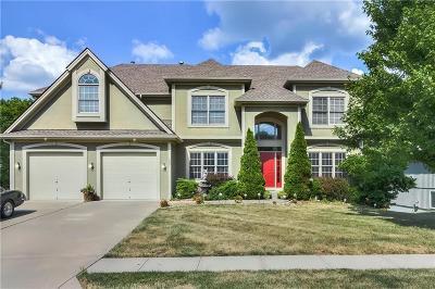 Lee's Summit Single Family Home For Sale: 4021 SW Flintrock Drive