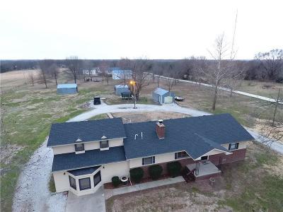 Vernon County Single Family Home For Sale: 14782 E Rebel Road