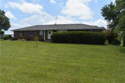 Atchison County Single Family Home For Sale: 1791 Osborne Road