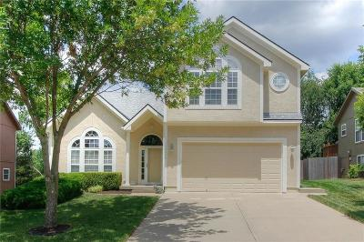 Olathe Single Family Home Show For Backups: 14236 W 153rd Street