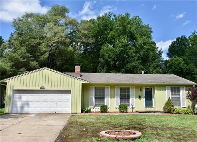 Prairie Village Single Family Home For Sale: 7938 Nall Avenue