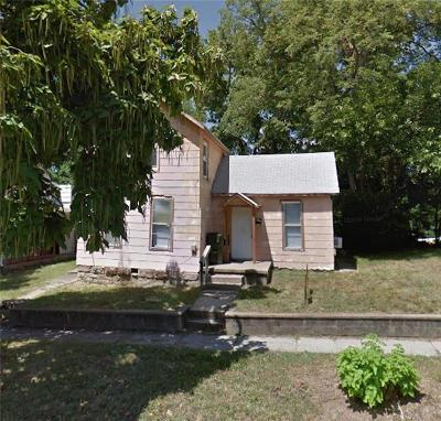 Warrensburg MO Single Family Home For Sale: $22,000