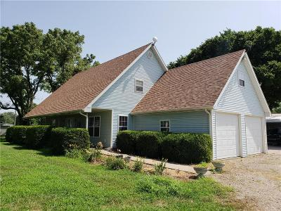 Bourbon County Single Family Home For Sale: 1974 255th Street