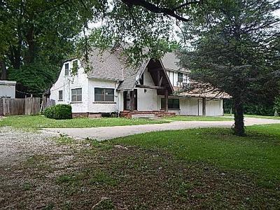 Jackson County, Johnson-KS County Single Family Home For Sale: 11400 Grandview Road
