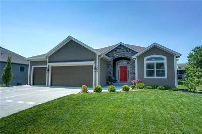 Single Family Home For Sale: 3909 NE 79th Terrace