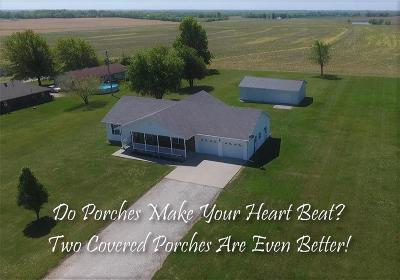 Pettis County Single Family Home For Sale: 112 Baker Road