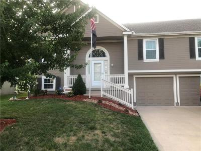 Grain Valley Single Family Home For Sale: 1406 NW Persimmon Drive