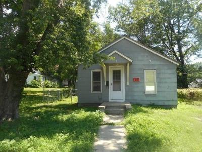 Bates County Single Family Home For Sale: 101 S Water Street