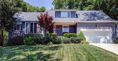 Single Family Home For Sale: 10665 Riggs Drive