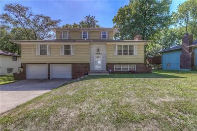 Kansas City Single Family Home For Sale: 2504 N 73rd Terrace