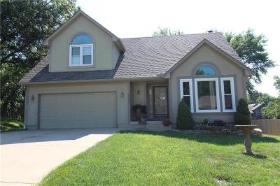 Independence Single Family Home For Sale: 3233 Gateway Drive