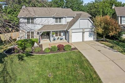 Olathe Single Family Home For Sale: 14304 S Blackfoot Drive