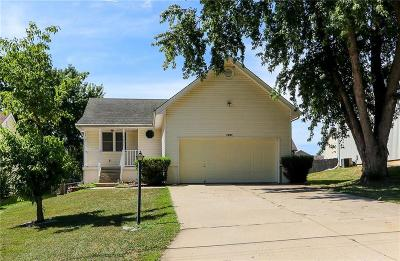 Grain Valley Single Family Home For Sale: 1221 R D Mize Road