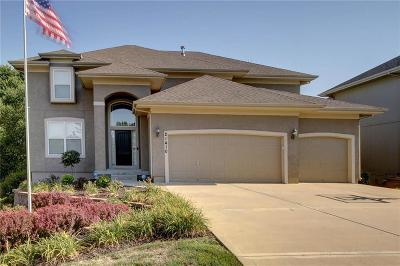 Olathe Single Family Home For Sale: 21410 W 112th Terrace