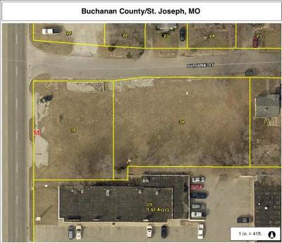 Buchanan County Residential Lots & Land For Sale: 403 S Belt Highway