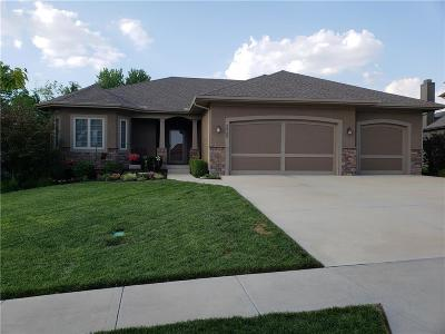 Lenexa Single Family Home For Sale: 24132 W 95 Terrace