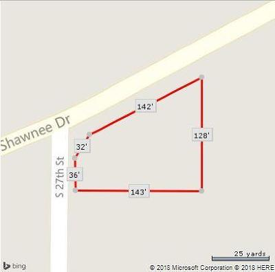 Wyandotte County Residential Lots & Land For Sale: 2601 S 27th Street