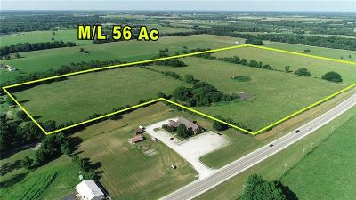Henry County Residential Lots & Land For Sale: Tbd E 7 Highway