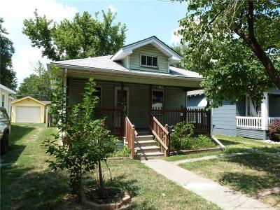 North Kansas City Single Family Home Show For Backups: 1226 E 24th Avenue