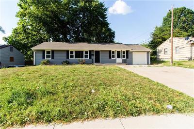 Raytown Single Family Home For Sale: 8602 E 87th Street