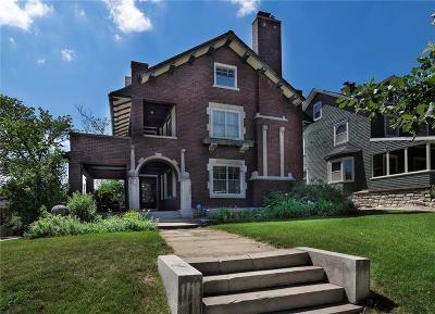 Kansas City Single Family Home For Sale: 4346 Harrison Street