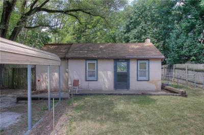 Single Family Home For Sale: 6734 NW Waukomis Drive