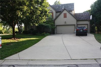 Stilwell Single Family Home For Sale: 16260 High Drive