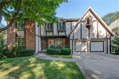 Overland Park Single Family Home For Sale: 10234 Russell Street