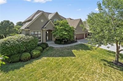 Leawood Single Family Home For Sale: 14008 Fontana Street