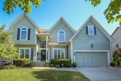 Shawnee Single Family Home For Sale: 22106 W 52nd Street