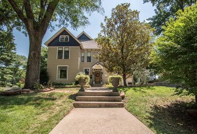 Leavenworth Single Family Home For Sale: 1309 S Broadway Street