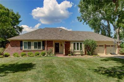 Leawood Single Family Home For Sale: 12719 Overbrook Road