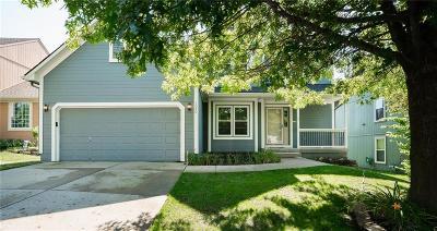 Olathe Single Family Home For Sale: 1020 N Crest Drive
