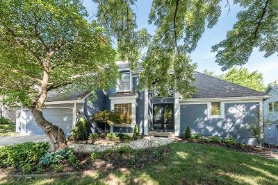 Overland Park Single Family Home For Sale: 10550 Westgate Street