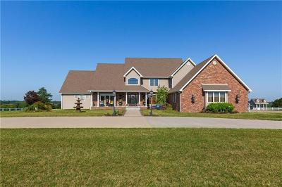 Doniphan County Single Family Home For Sale: 1309 Mesquito Creek Road