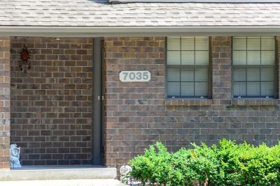 Condo/Townhouse For Sale: 7035 Fisk Court