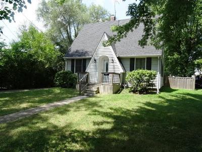 Butler Single Family Home For Sale: 312 W Dakota Street